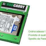 HDD Caddy per Medion Erazer X6815 X6816 computer portatile