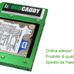 HDD Caddy per Sony Vaio VGN-FZ21M computer portatile